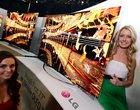 CES 2014 LG OLED TV OLED