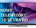 5 ciekawych telewizorów 3D Ultra HD