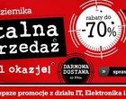 Totalna wyprzedaż w Agito.pl: Samsung UE50H6400 za 2649 złotych