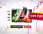 Manta LED5501: 55-calowy i niedrogi telewizor