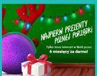 Świąteczna promocja Netii z darmowym internetem i gadżetami