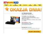 Okazja Dnia w RTV Euro AGD: telewizja nc+ na kartę