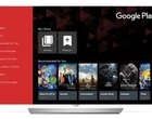 Filmy i TV Google Play na telewizorach LG
